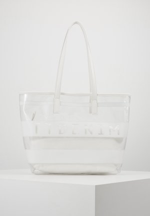 LINARES SET - Tote bag - white
