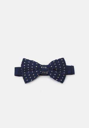 GILES BOWTIE - Bow tie - navy/mustard