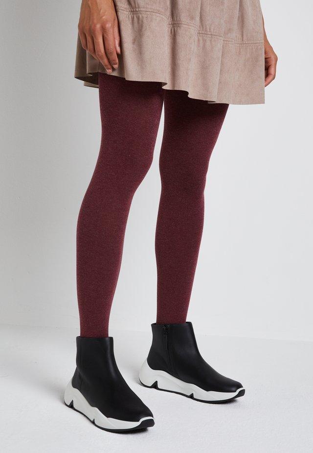 CHUNKY  - Kotníkové boty na platformě - black