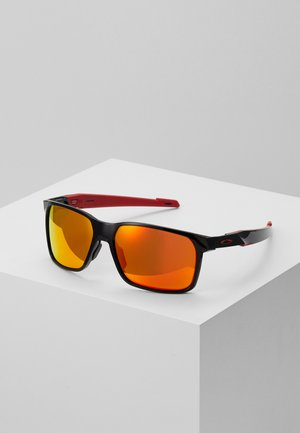 PORTAL - Sunglasses - black