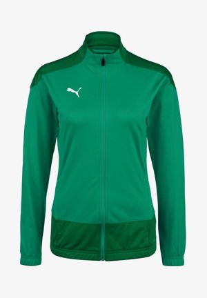 TEAMGOAL 23 TRAININGSJACKE DAMEN - Sports jacket - pepper green / power green