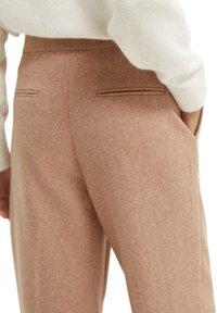 Scotch & Soda - Trousers - sand melange - 3