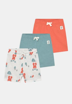 BABY CRAB 3 PACK - Shorts - ivory