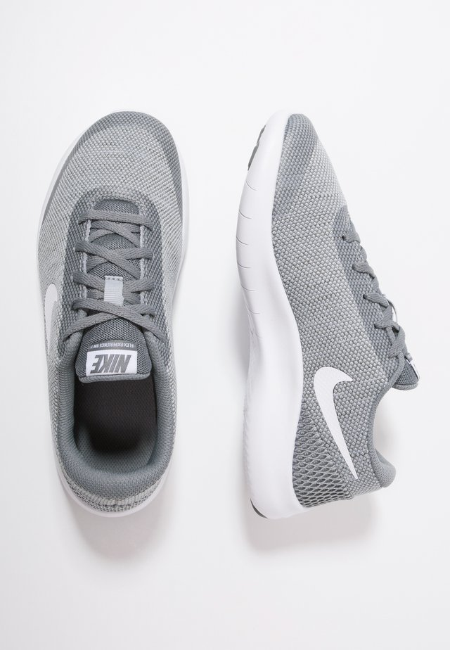 Competition running shoes - wolf grey/white/cool grey