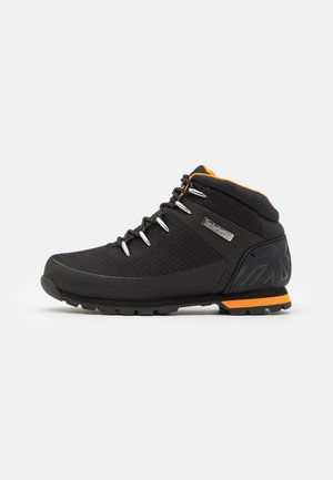 EURO SPRINT WP - Bottines à lacets - black