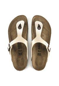 Birkenstock - GIZEH GRACEFUL - Sandalias de dedo - white - 2