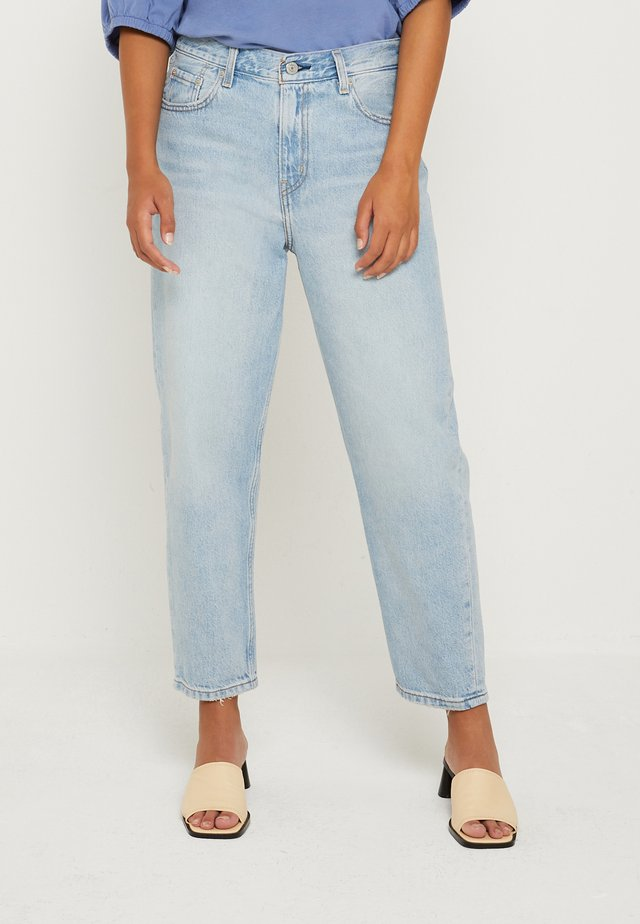 LOOSE TAPER CROP - Jeans baggy - at the ready loose