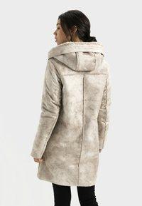 camel active - Short coat - cream - 2