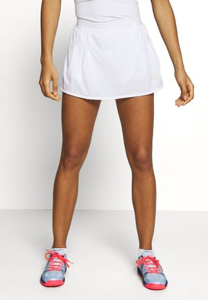 TENNIS SKORT - Sports skirt - brilliant white