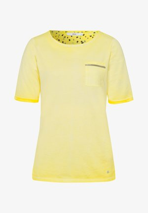 STYLE COLETTE - Print T-shirt - yellow