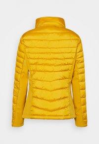 s.Oliver - Lett jakke - yellow - 1