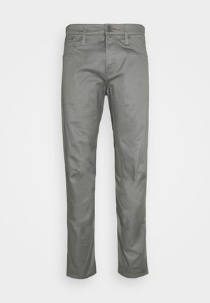 SCUTAR 3D SLIM TAPERED - Tygbyxor - grey