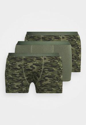 3 PACK - Culotte - khaki