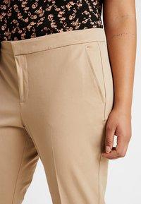 Lauren Ralph Lauren Woman - LYCETTE PANT - Trousers - birch tan - 3