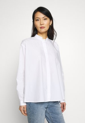 BABSI KO - Button-down blouse - weiß