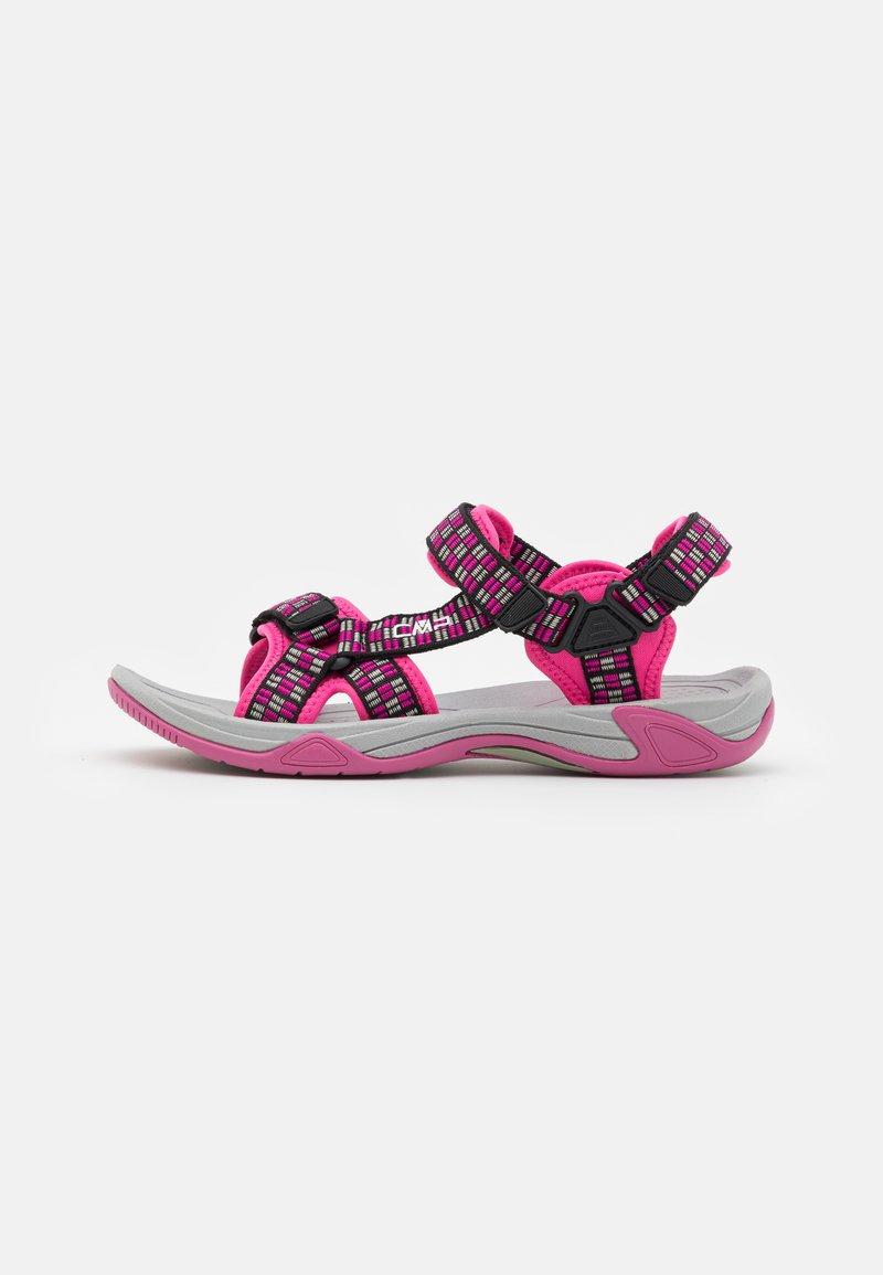 CMP - HAMAL UNISEX - Chodecké sandály - hot pink