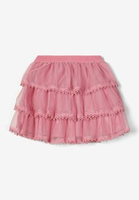 Name it - A-line skirt - wild rose - 1