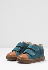 Falcotto - MICHAEL - Touch-strap shoes - teal - 3