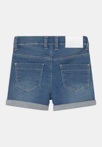Staccato - KID - Denim shorts - mid blue denim - 1