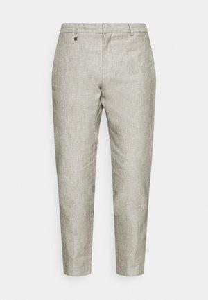 TROUSERS ARTHUR - Kalhoty - beige