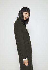 ONLY - ONLLOUIE LIFE COAT - Classic coat - rosin - 4