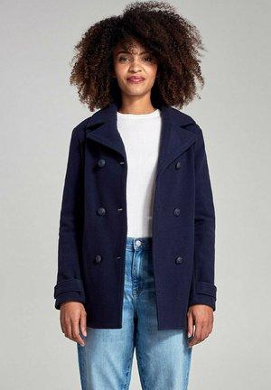 PENFRET - Short coat - rich navy