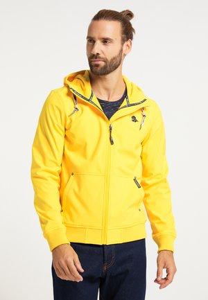 Outdoorjas - gelb