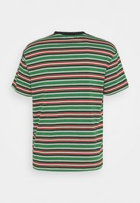 Kickers Classics - MULTI STRIPE SHORT SLEEVE TEE - T-shirt con stampa - multi-coloured - 1