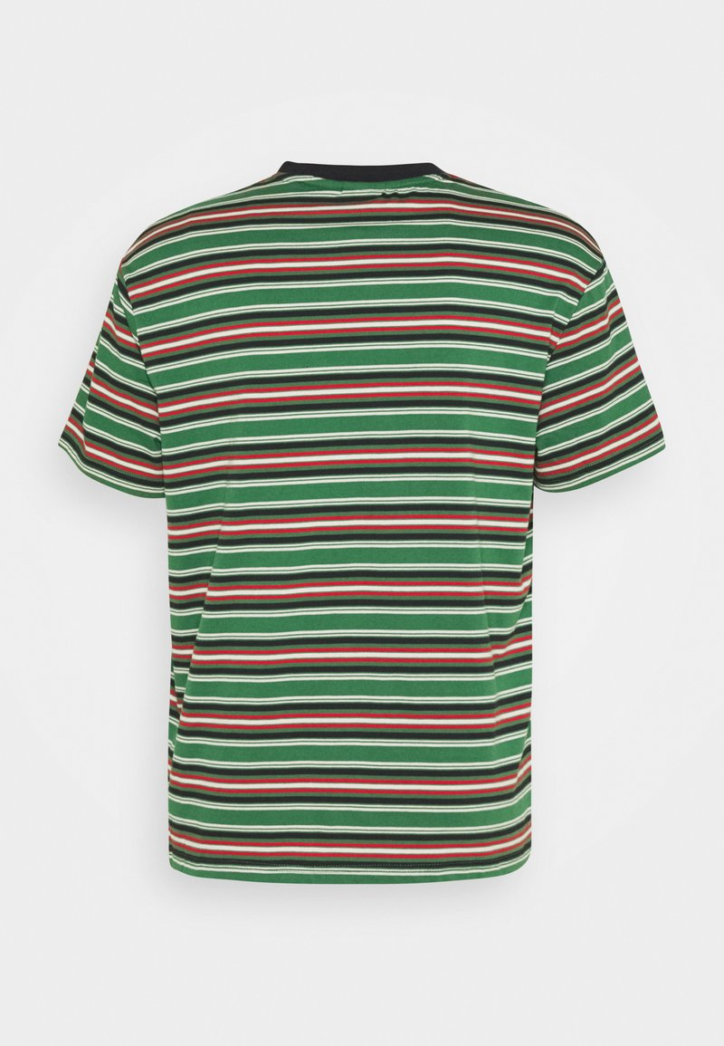 Kickers Classics MULTI STRIPE SHORT SLEEVE TEE - T-Shirt print - multi-coloured/mehrfarbig lhpv7a