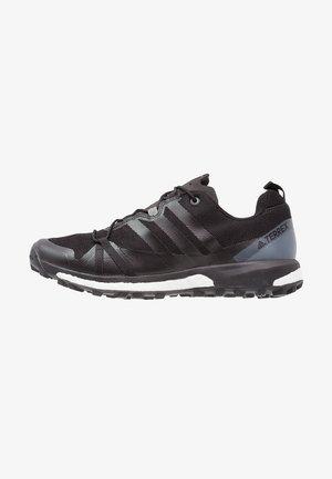 TERREX AGRAVIC - Trail running shoes - core black/vista grey