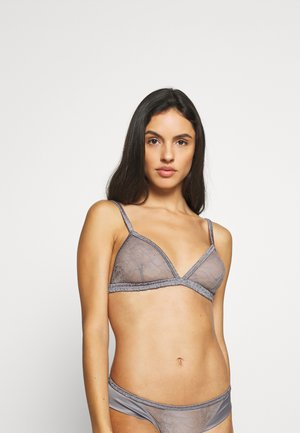 BLOOM FLORAL UNLINED TRIANGLE - Triangel-BH - utopia