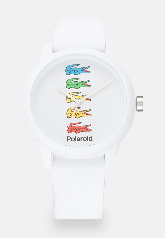 POLAROID COLLAB UNISEX - Montre - white