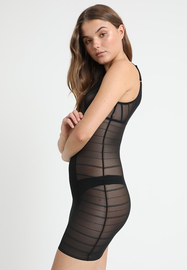 SEXY SHAPING DRESS - Shapewear - black
