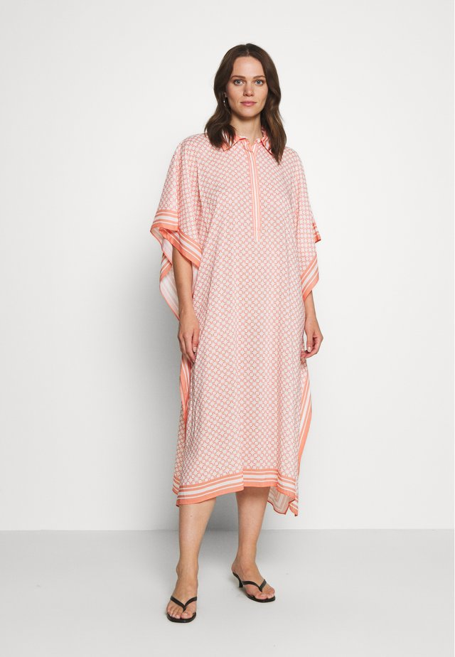 MOLLIE KAFTAN - Shirt dress - peach blush