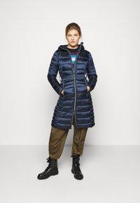 Save the duck - IRISY - Winter coat - dark blue - 1