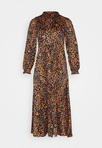 Vero Moda - VMSANDRA LILLIAN SHIRT DRESS  - Shirt dress - black - 4