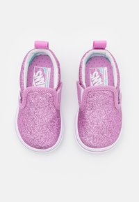 Vans - COMFYCUSH - Loaferit/pistokkaat - orchid/true white - 3