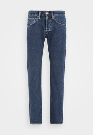 Jeans Tapered Fit - blue aki wash