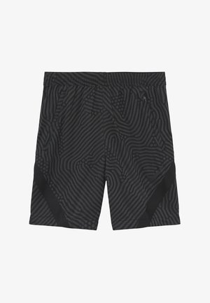 DRY STRIKE - Short de sport - black/anthracite