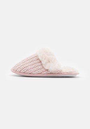 NEQUIN SEQUIN MULE - Hausschuh - light pink