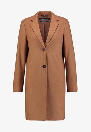 Short coat - moose caramel