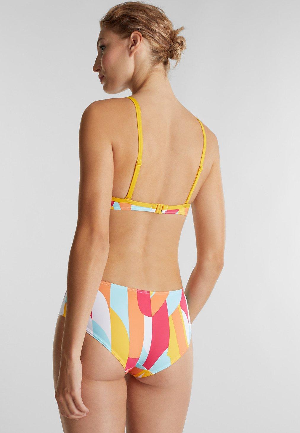 Damer WATTIERTES BÜGEL - Bikinitoppe