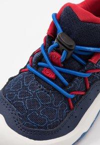 Kamik - FUNDY - Hiking shoes - navy/marine - 2