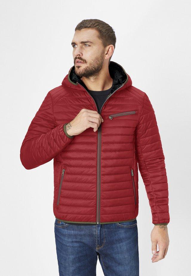 Down jacket - barolo