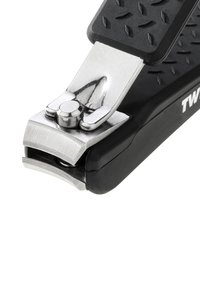 Tweezerman - GEAR PRECISION GRIP FINGERNAIL CLIPPER - Nail tool - - - 1