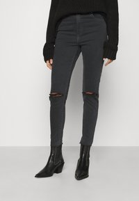 Abrand Jeans - ANKLE BASHER  - Jeans Skinny Fit - midnite - 0