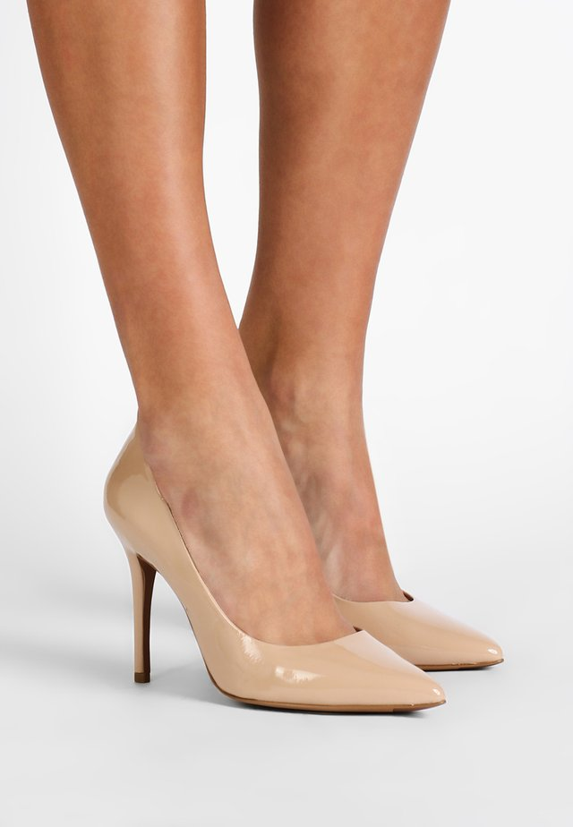 CLAIRE - Zapatos altos - light blush