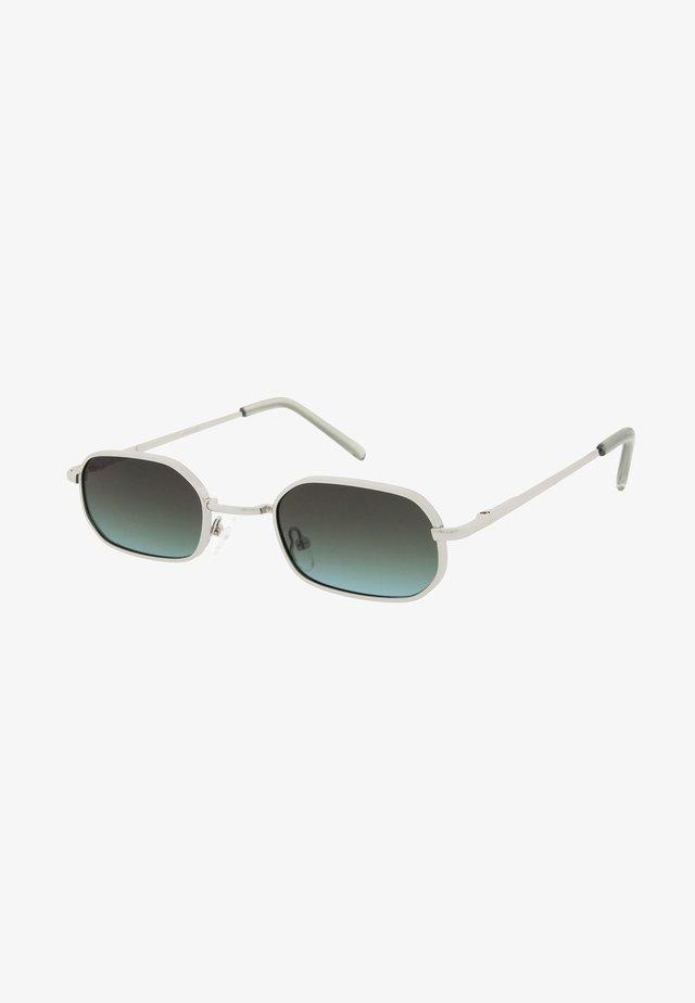 CARL - Solglasögon - silver