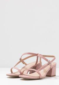 New Look Wide Fit - WIDE FIT TIZZY - Sandaler - light pink - 4