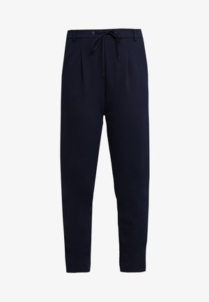 JMADDISON CROPPED PANT SIDE TAPE - Trousers - night sky